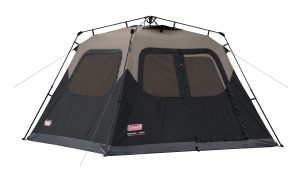 Coleman 6-Person Instant Cabin - Steel pole